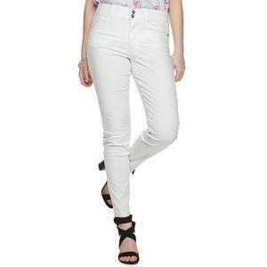 Candies Optic White Sculpt Jeans